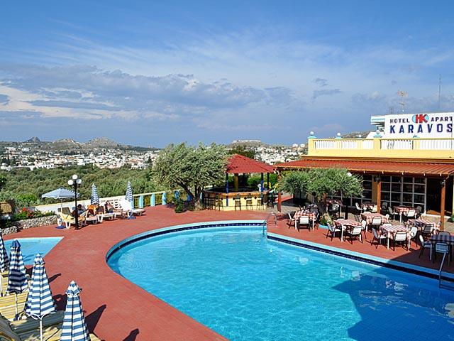 Karavos Hotel Apartments -