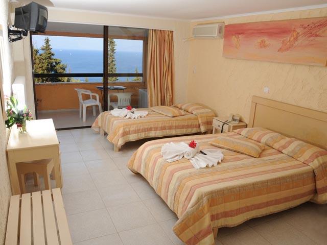 Benitses Bay View Hotel Montaniola -