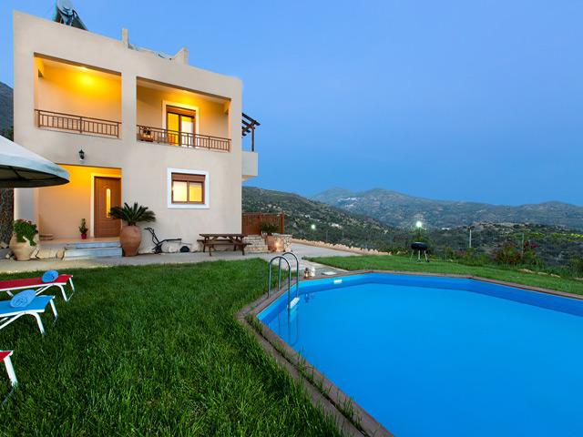 Villas Panagia -