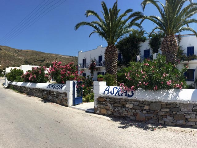 Pension Askas Hotel -