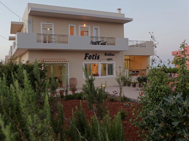 Fotis Studios Apartments -