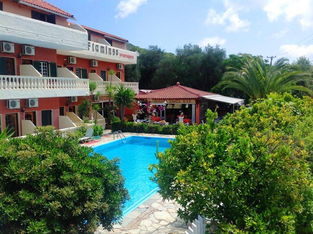 Flamingo Apartments -