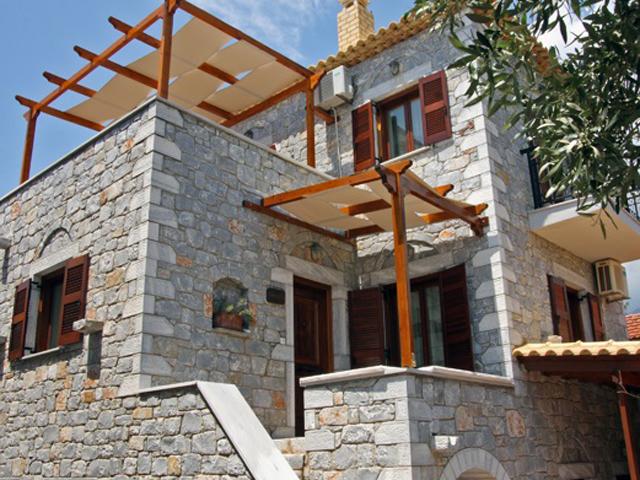 Pleiades Villas Messinia -