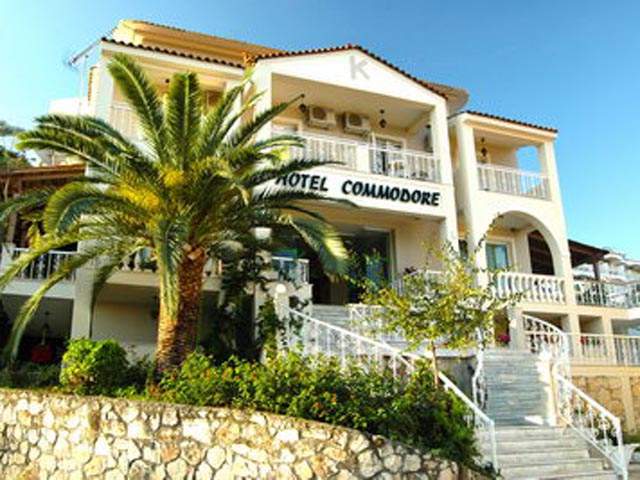 Commodore Hotel -