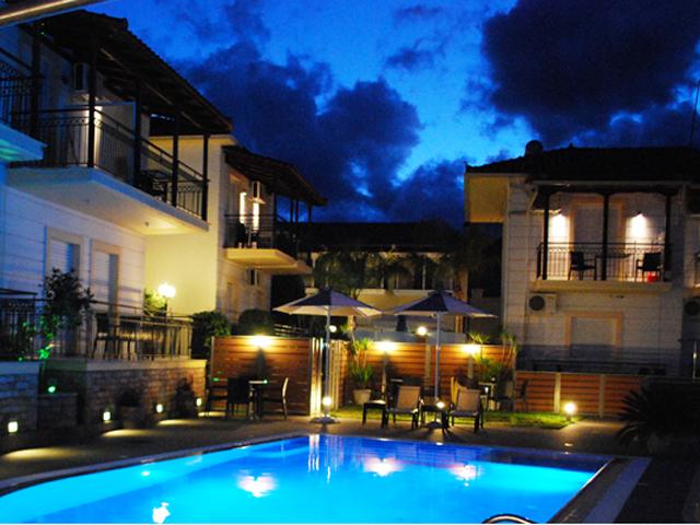 Panorama Apartments, Chrani -