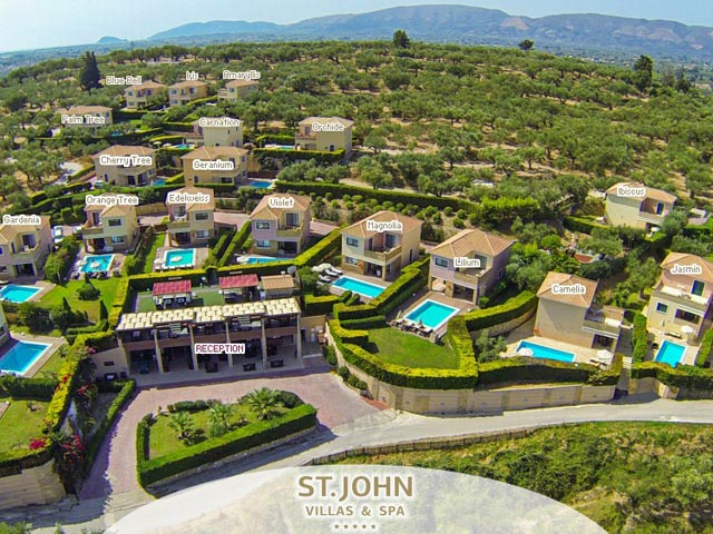 St John Villas  Suites and Spa - Book Early for 2017 and Save Up To 20%!! LIMITED TIME !! 01.05.17 - 31.10.17 !!