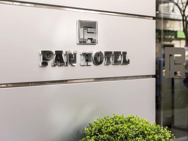 Pan Hotel Athens -