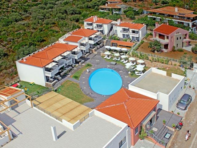 4 Epoxes Hotel -