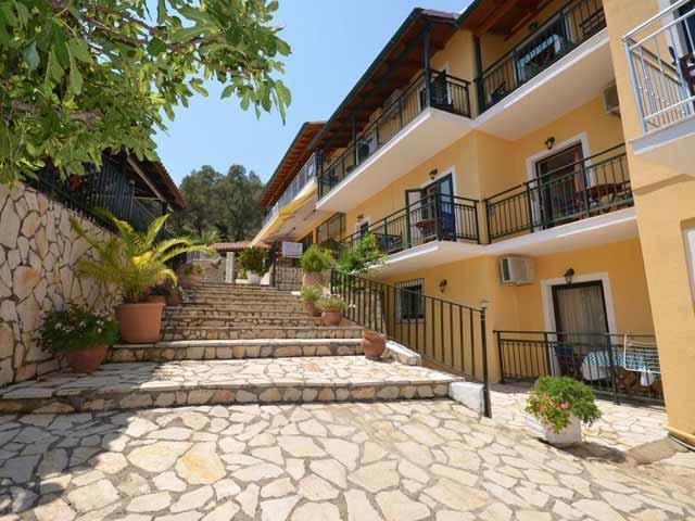 Kerkyra Studios and Apartments -