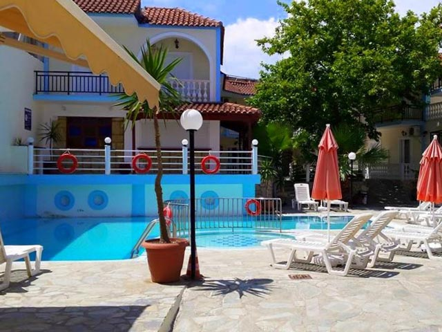 Dimitra Hotel Argassi -