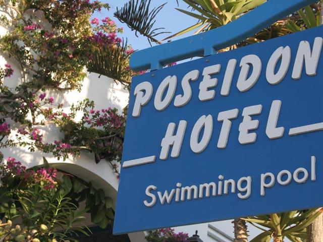 Poseidon Hotel Ios -