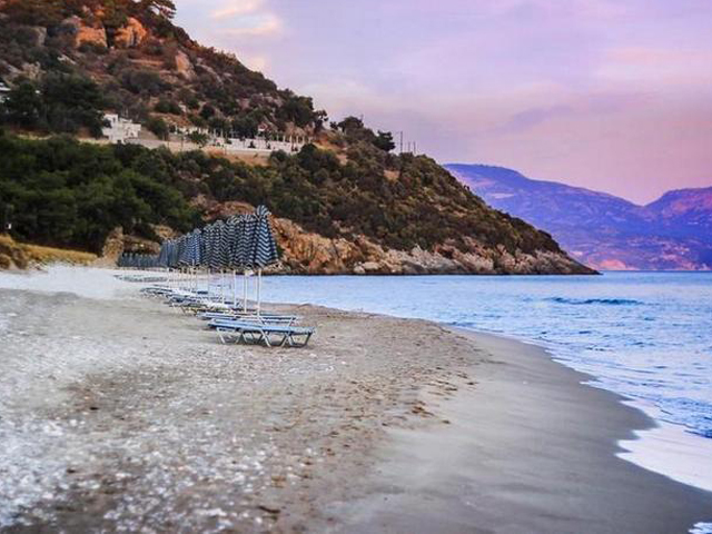 Golden Sand Samos -