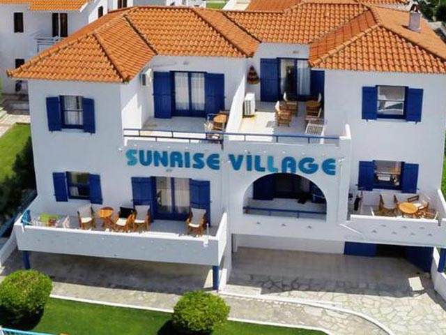 Sunrise Village -