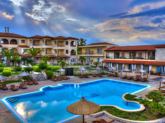 Blue Bay Hotel Chalkidiki - Special Offer Up To 20% !! LIMITED TIME !! 08.10.16 - 21.10.16  !!