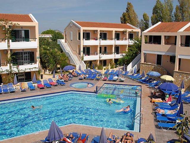 Oscar Apartments Zante -