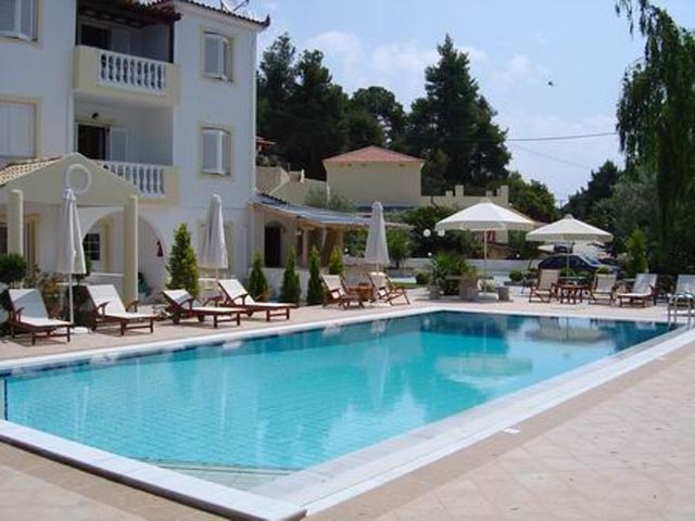 Villa Miltos Studios and Apartments -