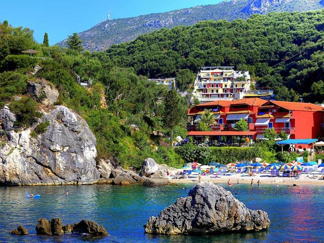 Achilleas Hotel -