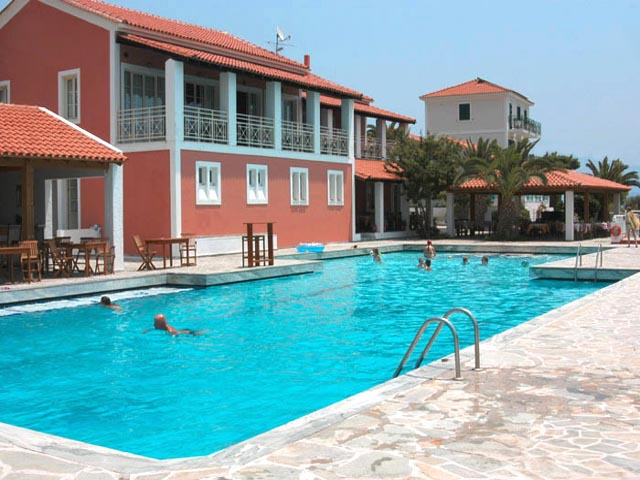 Mykali Hotel -