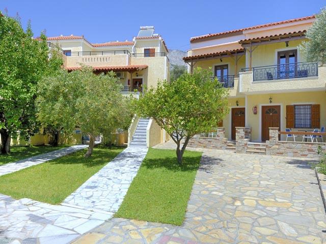 Agrilionas Beach Hotel -