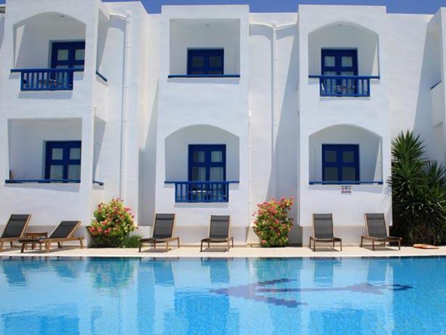 White Sands Hotel -