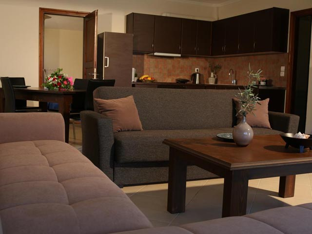 Ionian Fos Apartments -