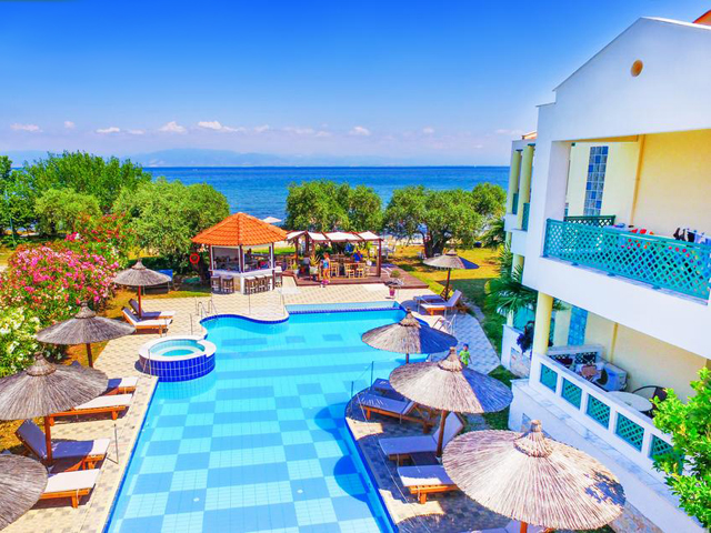 Aegean Sun Apartments -