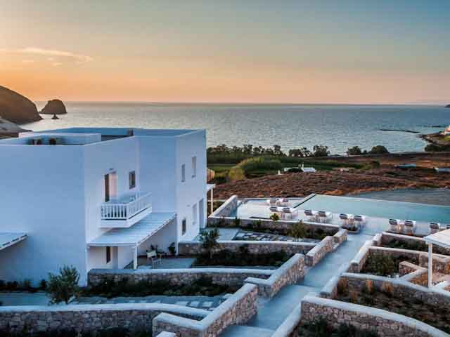 Milos Breeze Boutique Hotel -