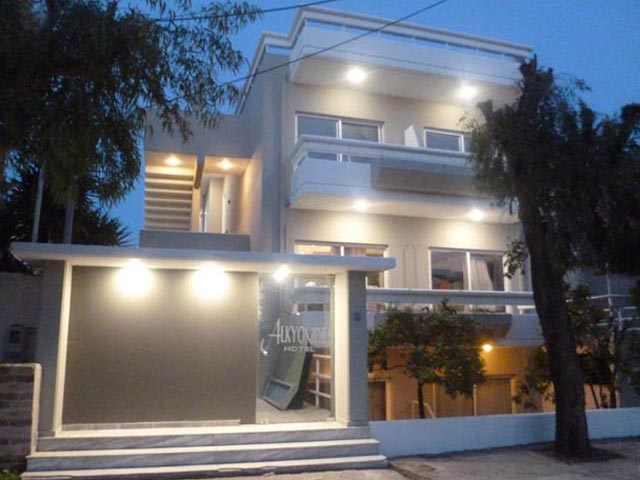 Alkyonides Hotel Apartments -