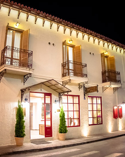 Kastalia Boutique Hotel -