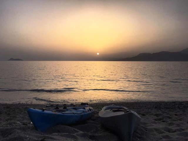Matala Bay -