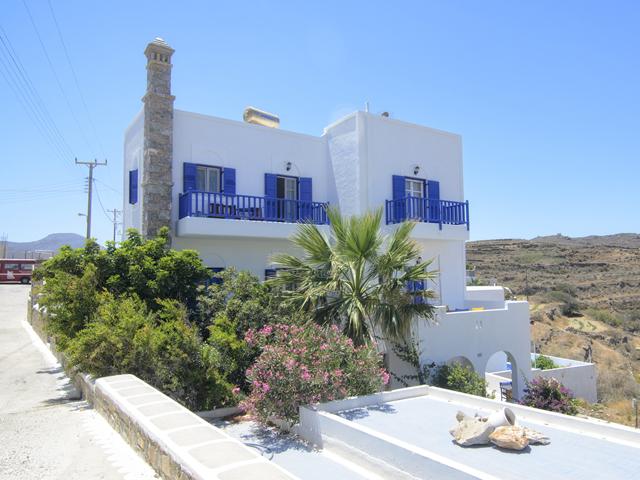 Evi Studios Amorgos -