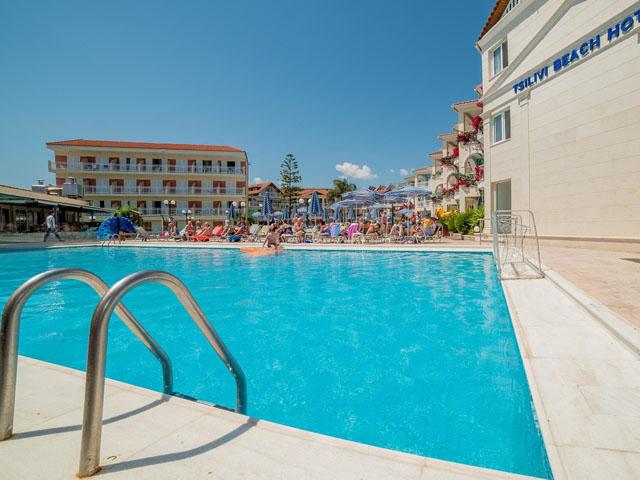 Tsilivi Beach Hotel and Suites -