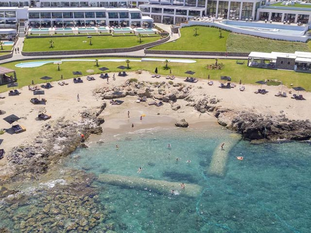 Abaton Island Resort and Spa -