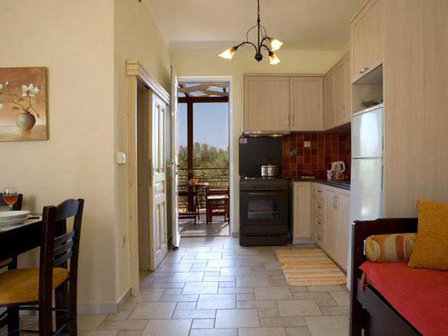Maistros Apartments -