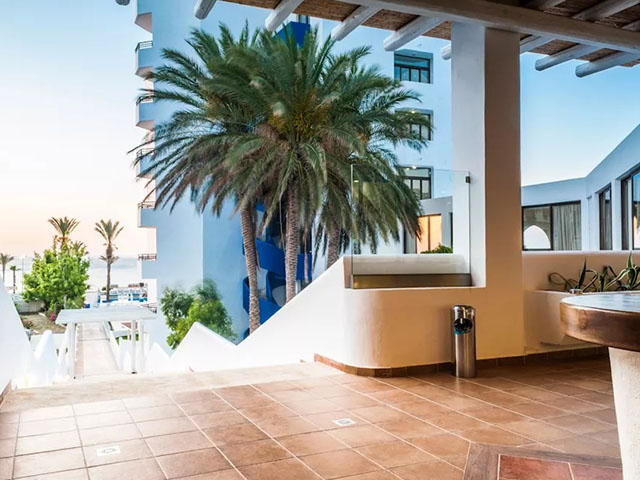 Epsilon Ammades Hotel -