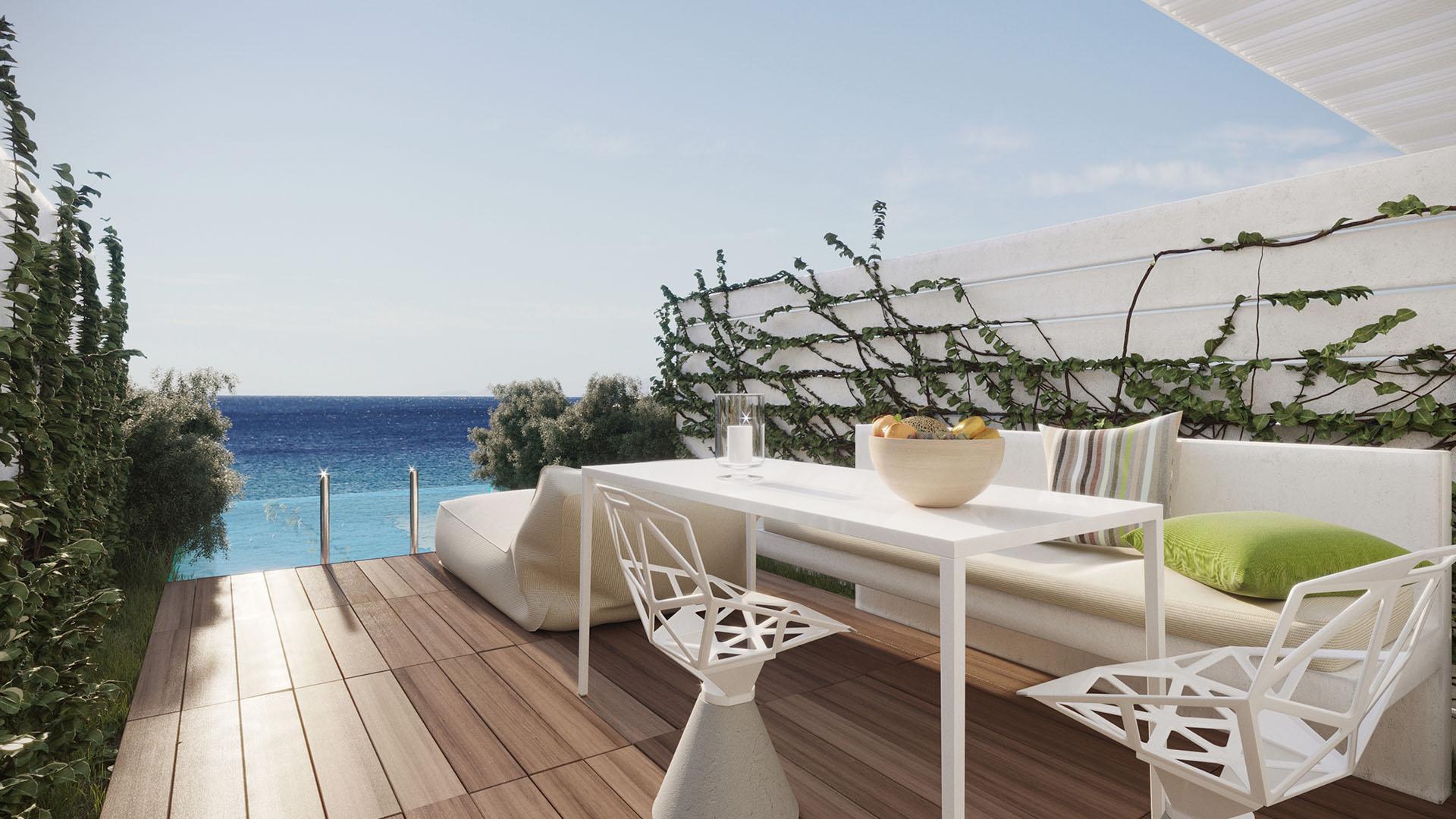 Mykonos Dove Beach Hotel -