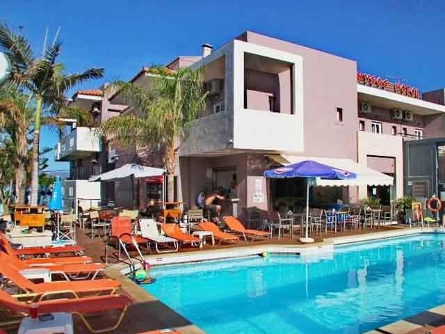 Dionyssos Hotel Malia -
