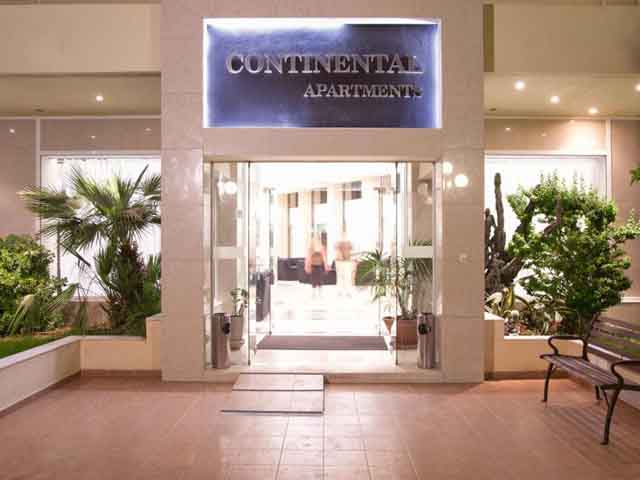 Continental Apartments -