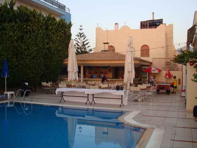 Danaides Apartments -