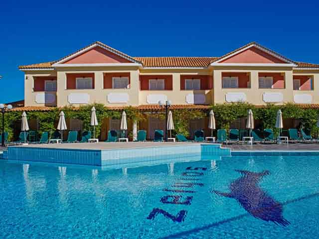 Zefyros Eco Resort -