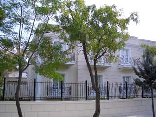 Theoxenia House - Exterior View