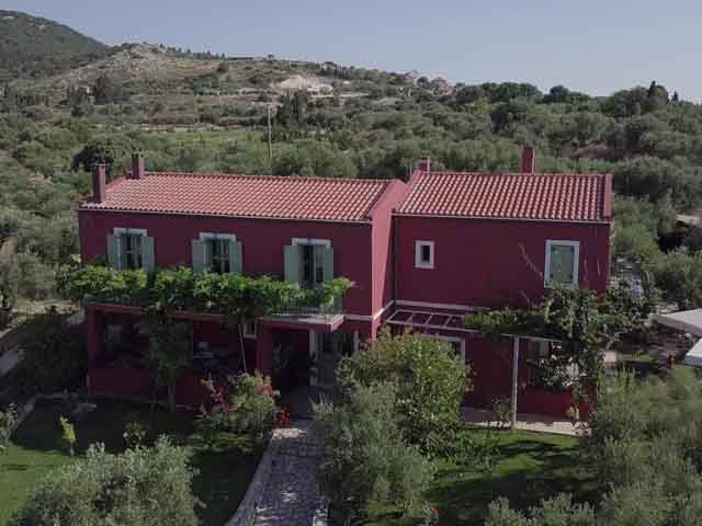 Volidiera Guest House -