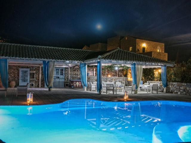 Ktima Mani Hotel (Karageorgou) -