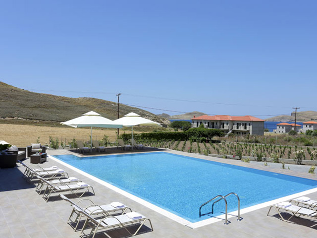 Ammos Suites Limnos -
