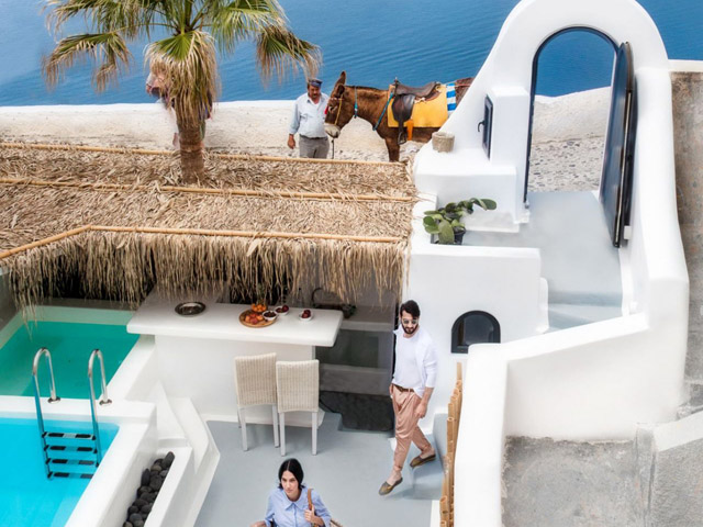 Opera Mansion Santorini -