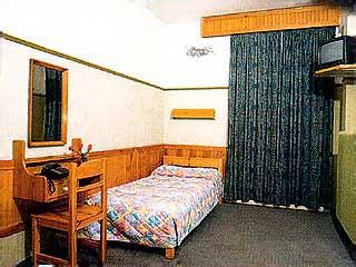 Alma Hotel - Room