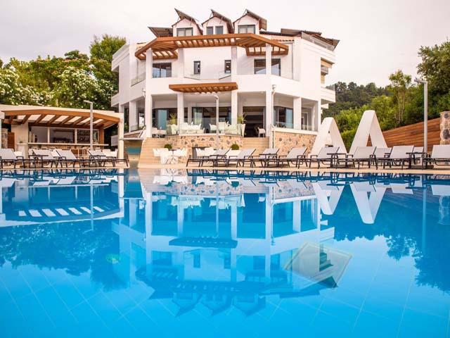 Poseidon Hotel -