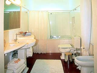 Loriet Hotel - The old Mansion House - Bathroom