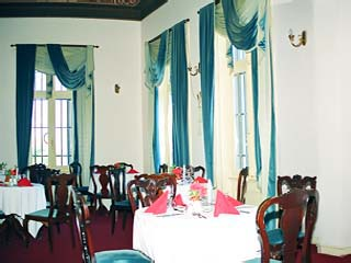 Loriet Hotel - The old Mansion House - Restaurant