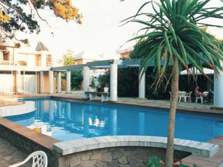 Loriet Hotel - The old Mansion House - Swimming Pool